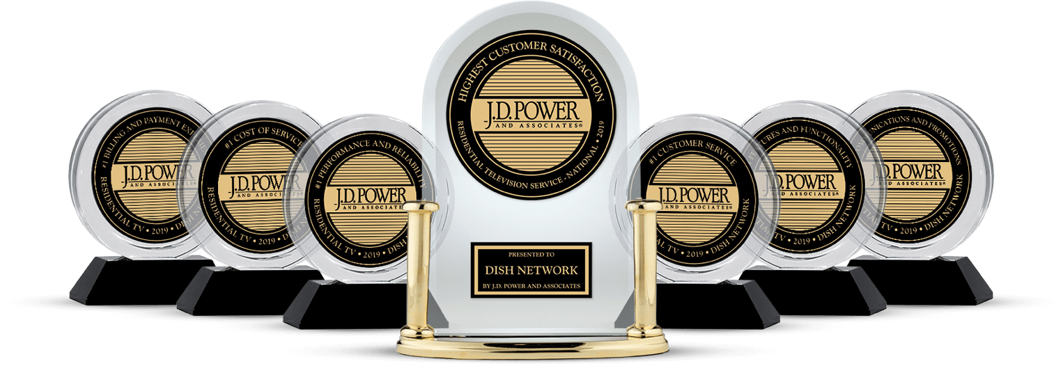 DISH Customer Satisfaction - Ranked #1 by JD Power - Dish 4 You in Appleton, WI - DISH Authorized Retailer