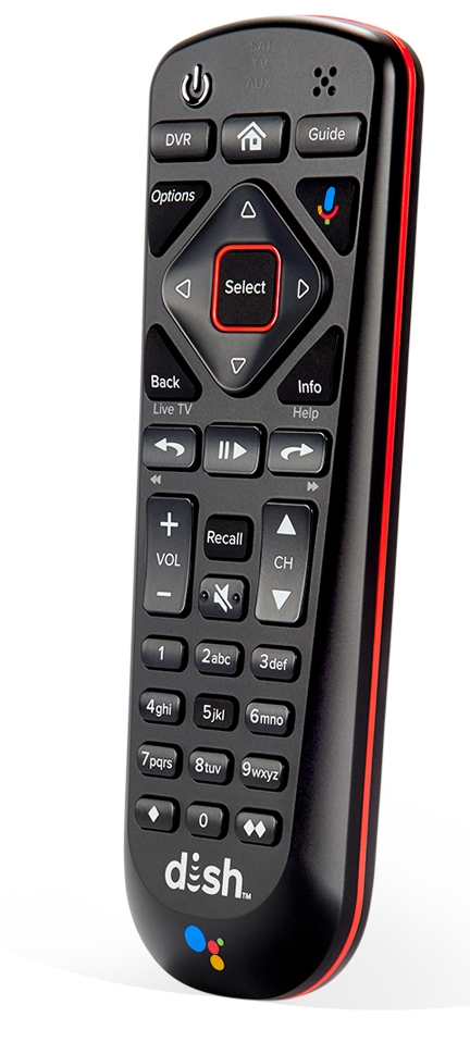 TV Voice Control Remote - Appleton, WI - Dish 4 You - DISH Authorized Retailer